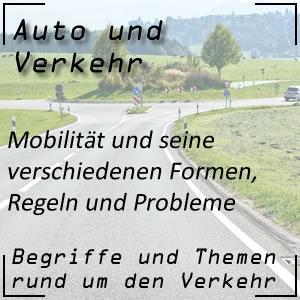 Auto Verkehr Mobilität