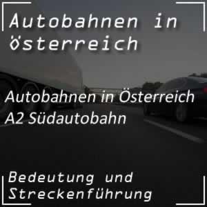 A2 Südautobahn