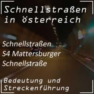 Mattersburger Schnellstraße von Mattersburg bis Wr. Neustadt