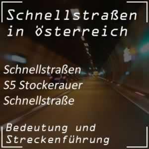 Stockerauer Schnellstraße von Stockerau bis Tulln