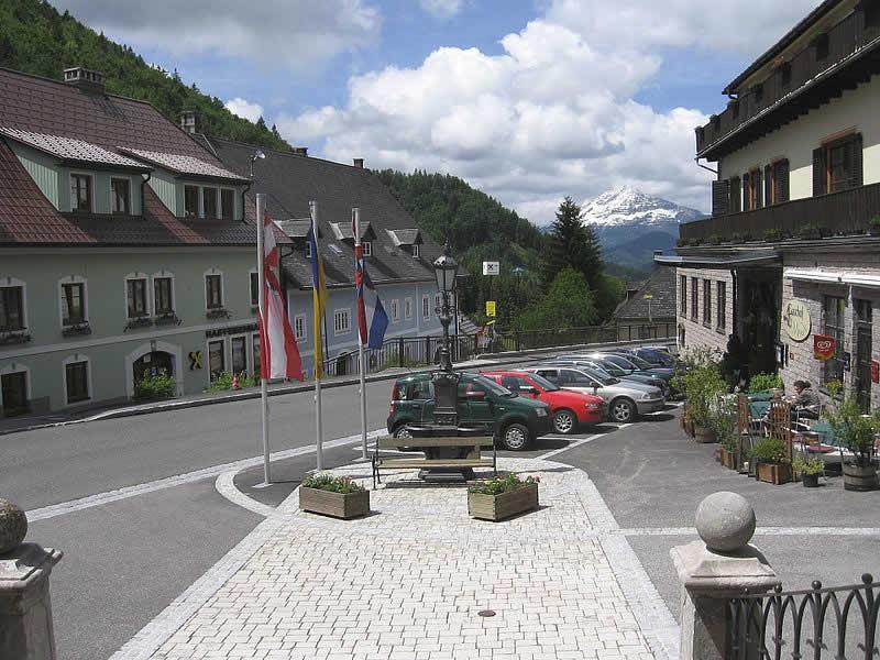 Bergstraße Annaberg Niederösterreich