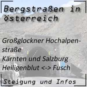 Großglockner-Hochalpenstraße