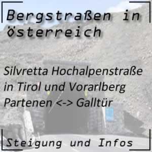 Silvretta Hochalpenstraße