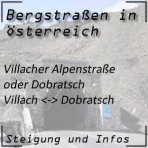 Villacher Alpenstraße / Dobratsch