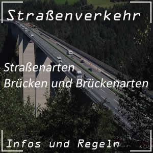 Brücken und Brückenarten
