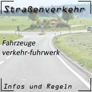 Fuhrwerk oder Kutsche im Straßenverkehr