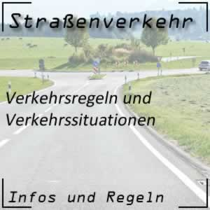 Straßenverkehr und Verkehrsregeln