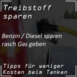 Rasch Gas geben