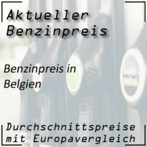 Benzinpreis Belgien