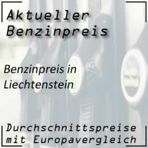 Benzinpreis Liechtenstein