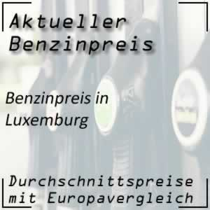 Benzinpreis Luxemburg