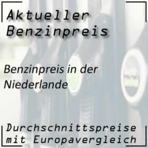 Benzinpreis Niederlande