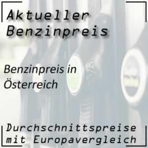 Benzinpreis Österreich