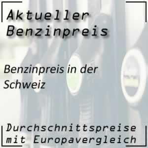 Benzinpreis Schweiz