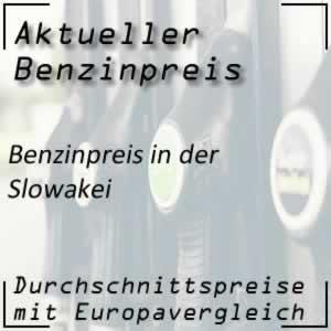 Benzinpreis Slowakei
