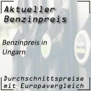 Benzinpreis Ungarn Preisvergleich mit Europa
