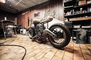 Frühjahrscheck für das Motorrad oder Bike