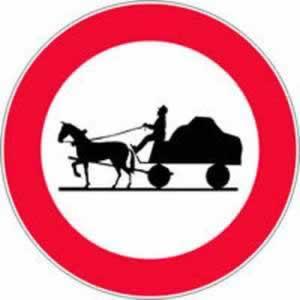Verkehrszeichen <a href=