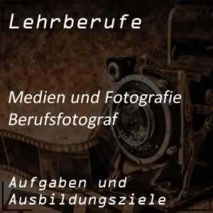 Ausbildung zum Berufsfotografen