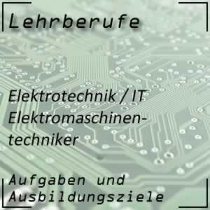 Ausbildung zum Elektromaschinentechniker