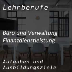 Ausbildung zum Finanzdienstleistungskaufmann