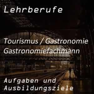 Ausbildung Gastronomiefachmann