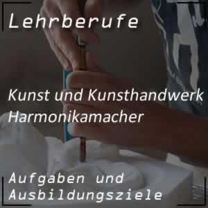 Ausbildung zum Harmonikamacher