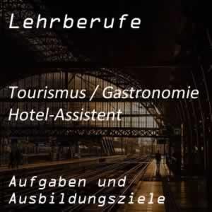 Ausbildung Hotel-Assistent