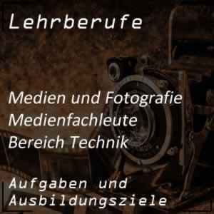 Medienfachmann - Technik