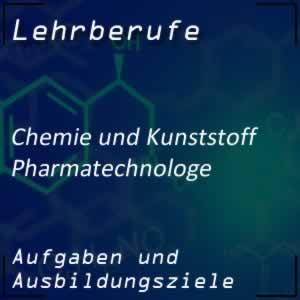Ausbildung zum Pharmatechnologen