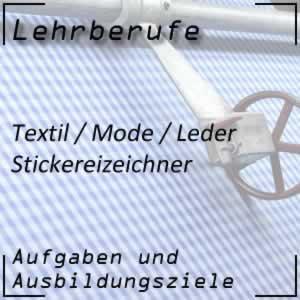Ausbildung Stickereizeichner