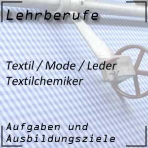 Ausbildung Textilchemiker