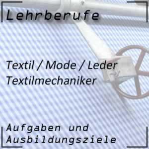 Ausbildung Textilmechaniker
