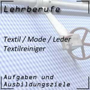 Ausbildung Textilreiniger