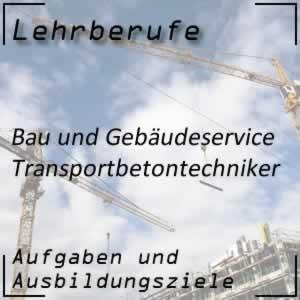 Transportbetontechniker