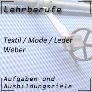 Ausbildung Weber