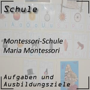 Maria Montessori: Montessori-Pädagogik