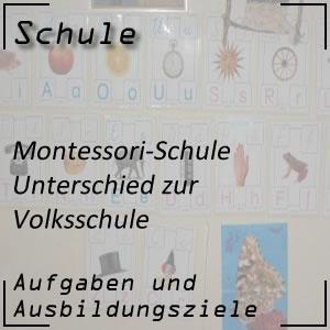 Montessori-Schule