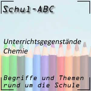 Chemie oder Chemieunterricht
