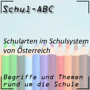 Schularten in Österreich