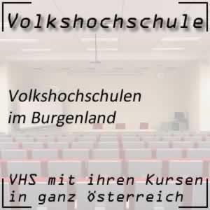 Volkshochschulen im Burgenland