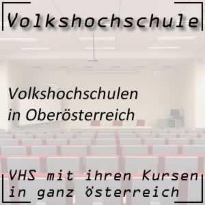 Volkshochschulen in Oberösterreich