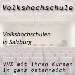 VHS in Salzburg