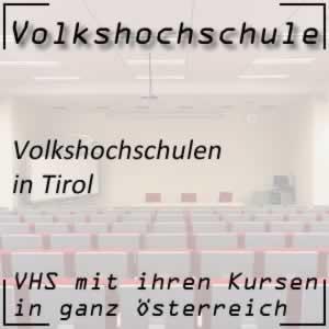 VHS in Tirol