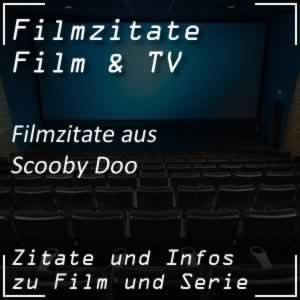 Filmzitate aus Scooby Doo
