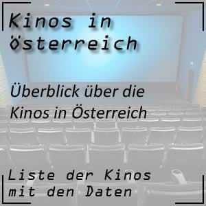 Kinos in Österreich