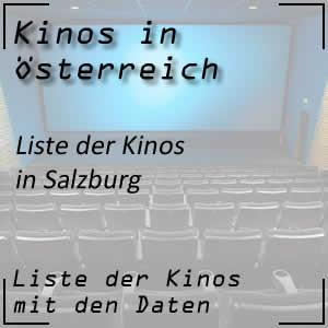 Kinos in Salzburg