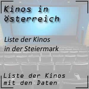 Kinos in der Steiermark