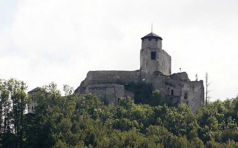 Araburg bei Kaumberg in Niederösterreich