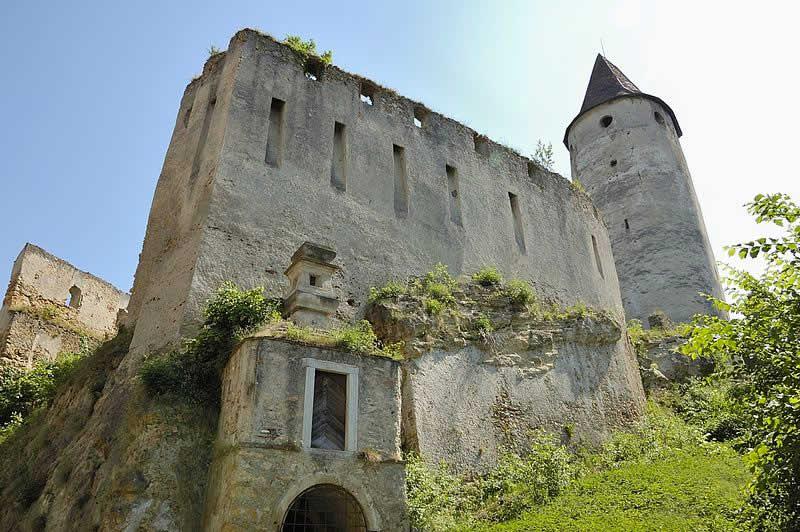 Burg Seebenstein in Niederösterreich